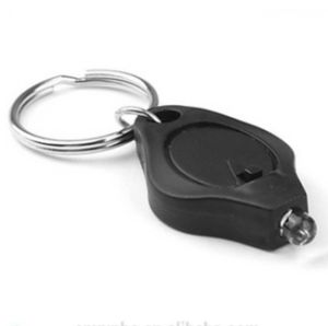 Black LED Light Key Holder with Logo Printed (3032) pictures & photos
