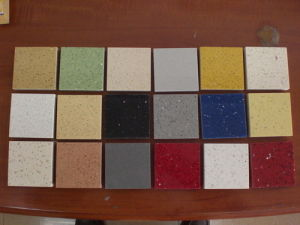 Popular Colors Quartz Stone Artificial Stone for Your Choice! pictures & photos