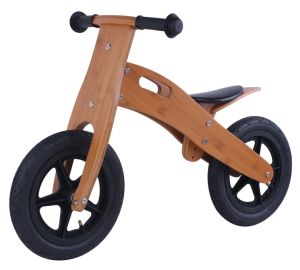 2017 New Fashion Design Children Bamboo Bike, Plywood Balance Bike Kids Bike pictures & photos