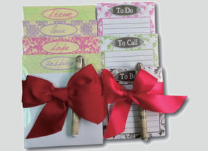 Sticky Note with Pen for Gift Set pictures & photos