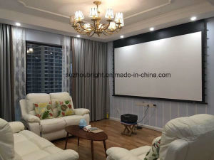 Motorized Screen 100 Inch 120 Inch 150 Inch 180 Inch 200 Inch 4: 3 16: 9