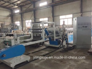 Single Screw One Layer Plastic Sheet Extruder Machine, Plastic Sheet Extruding Machine, Plastic Sheet Extruder in Roll, Single Screw Plast Sheet Machine (YXPC) pictures & photos