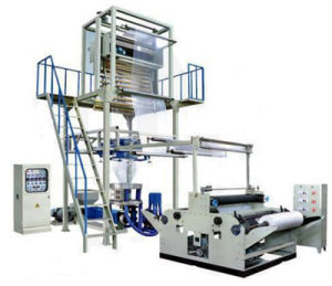 Lifting Rotary Head Film Blowing Machine with Best Cooling Effect pictures & photos