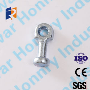 Plain Color Forged Alloy Steel Lifting Eye Anchor Bolt for Precast Concrete Construction