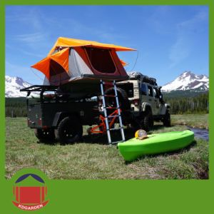 New Design Orange Color Offroad Car Roof Top Tent pictures & photos