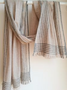 Cashmere Woven Shawl Glitter pictures & photos