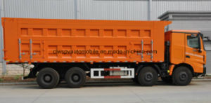 North Benz 8*4 Heavy Duty 35 Tons Lorry Dump Truck pictures & photos