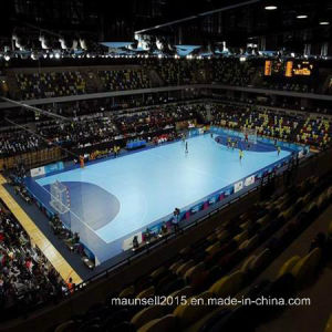 China Facroty Sale PVC Sports Flooring for Basketball / Handball Court pictures & photos