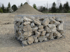 Hot Dipped Galvanized Welded Gabion pictures & photos