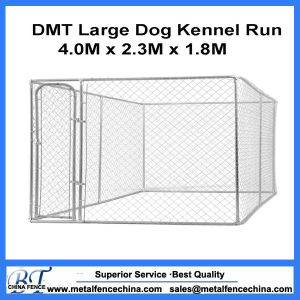 Heavy Duty Large Outdoor Modular Chain Link Dog Kennel pictures & photos