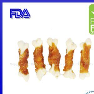 Dry Chicken Calcium Bone Pet Snacks Bulk Dog Treats pictures & photos