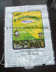 50kg PP Woven Bag for Rice Packing pictures & photos