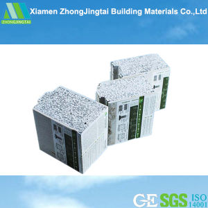 Kingspam Cheap Thermal Insulation EPS Cement Sandwich Wall Panel pictures & photos