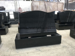 Cheap Granite Memorial Stone Cemetery Tombstones Gravestone Monuments Headstones for Sale pictures & photos