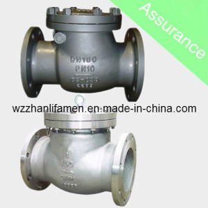 Check Valve - Swing Type H44h (API, DIN, GB) pictures & photos