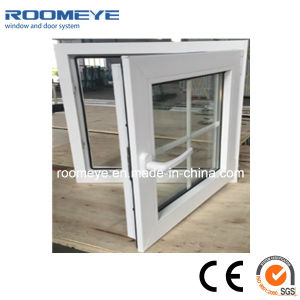 High-Grade Hot Sale White PVC Casement Window pictures & photos