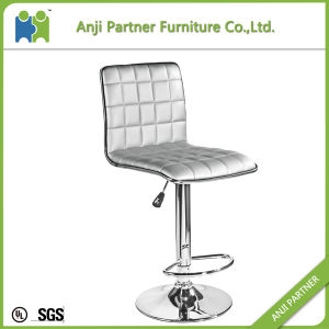 Gold Supplier Bar Stool Chrome Metal Plywood Seat for Heavy People (Soudelor) pictures & photos