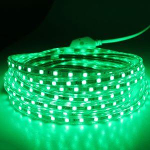 5050 72LED/M 220V 14.4W LED High Voltage Flexible Strip pictures & photos