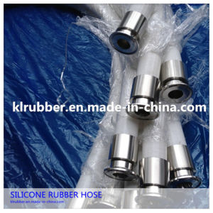 Top Quality Medical Grade Silicon Hose with Sanitary Fittings pictures & photos
