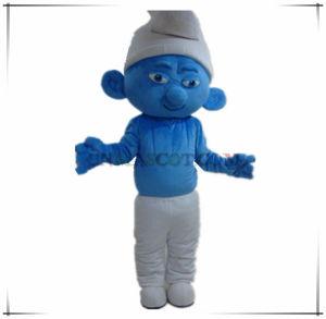 Vivid The Mascot Cartoon Character Costume