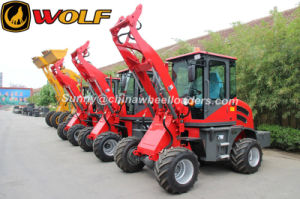 Wolf Wl100 New 1t Loader Hot Sale in Australia pictures & photos