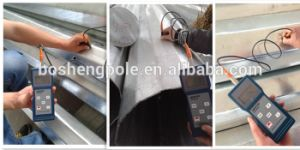Polygonal Electricity Transmission Steel Pole pictures & photos