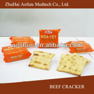Beef Cracker & Name of The Biscuits pictures & photos