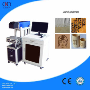 High Quality Small CO2 Laser Marking Machine pictures & photos