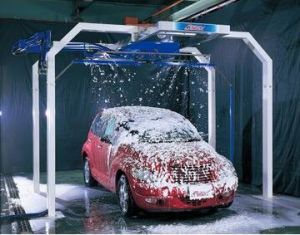 Fully Automatic Touchless Car Washing Machine System Equipment pictures & photos