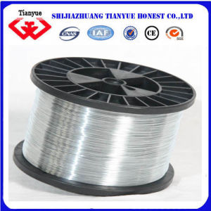 25kgs/Coil Hot Dipped Galvanized Iron Wire (TYB-0010) pictures & photos