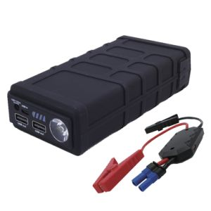 Peak Current 600A Battery Booster Pack Mini Jump Starter pictures & photos