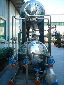 Hot Water Turn-Back Sterilization Retort