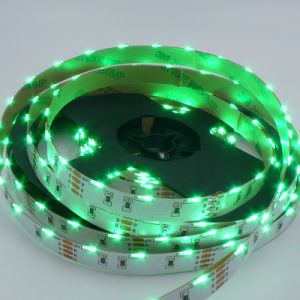 020 SMD Side-Emitting 60LED/M RGB for Car 12V LED Strip pictures & photos