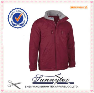 High Quality Winter Windbreak and Warterproof Parka for Women pictures & photos