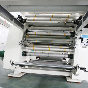 Plastic Film Printing Machine China Gravure Paper Printing Machine