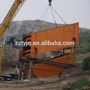 China Best Sale High Efficiency Mobile Vibrating Screen Price pictures & photos