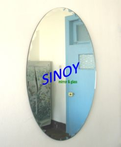 ISO 9001: Certified Top Quality Silver Mirror Made Salon Mirror pictures & photos