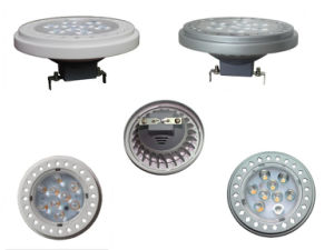 Ce RoHS 3 Yrs Warranty Project 11-18W LED AR111 Spotlight pictures & photos