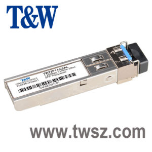 1.25G, 1550nm, 40km Dual Fiber SFP Transceiver Optical SFP Transceiver Module