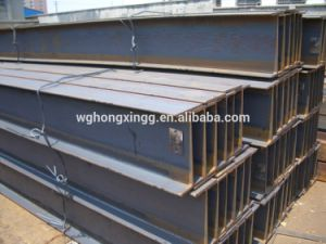 Steel I-Beam Prices/Steel Beam Sizes/ Iron Beams for Construction S235jr-S355j2 pictures & photos