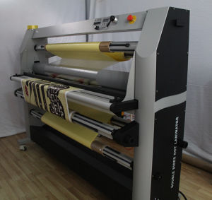 MF2300-D2 Large Format Roller Laminator and Cutter Machine, Paper Laminating Machine pictures & photos