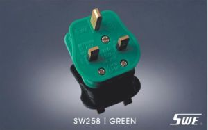 Color Plug SW258 I Green