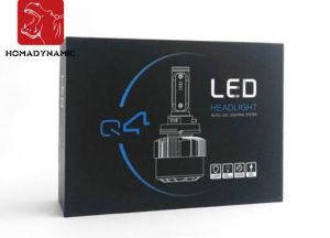 4000lm Q4 LED Headlight Kit with Canbus pictures & photos