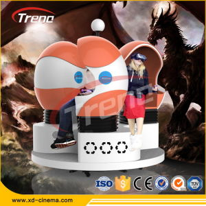 2015 Electric Virtual Reality Vr 3D Glasses 9d Cinema Simulator pictures & photos