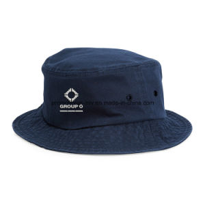 Sportsman Bucket Cap with 100% Bio-Washed Fishing Hats pictures & photos