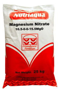 High Soluble Magnesium Nitrate (99%) pictures & photos