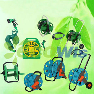 Garden Yard Water Hose Set with Spray Nozzle pictures & photos