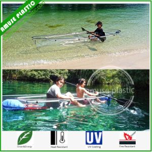 Easy Handling Double Sit in Sea Kayak Canoe for Touring pictures & photos