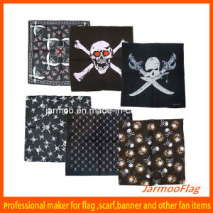 Wholesale Bandana Square Pirate Head Scarf pictures & photos