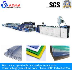 PC/PP Hollow Sheet Production Line pictures & photos